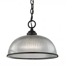 Thomas 7681PL/10 - Liberty Park 1 Light Pendant In Oil Rubbed Bronz