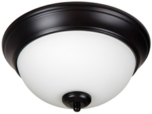 "Jeremiah XP11OB-2W - Pro Builder 2 Light 11"" Flushmount in Oiled Bronze"