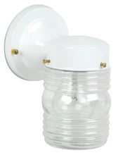 Jeremiah Z8110-4 - SMALL JELLY JAR WALL MOUNT