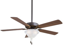 Minka-Aire F548-ORB/EX - Three Light Oil Rubbed Bronze/excavation Ceiling Fan