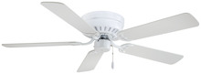 Minka-Aire F565-WH - White Ceiling Fan