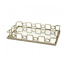 Sterling Industries 4209-021 - Chatelaine Rectagular Tray