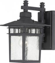 Nuvo 60-4959 - Cove Neck 1 Light Outdoor Wall